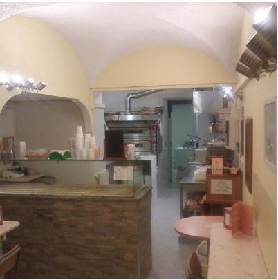 Realizzazione spazio ristoro takeAway Genova