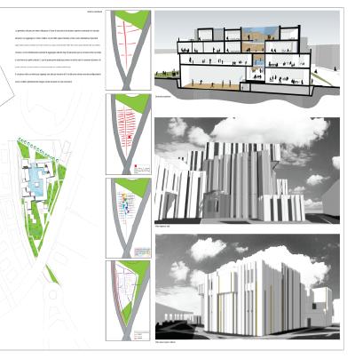 Concorso di idee per realizzazione complesso scolastico in Vado Ligure