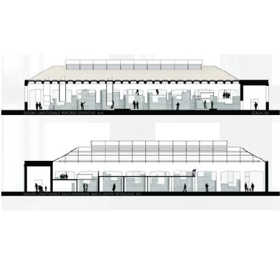 Concorso di idee per spazio museale Amga