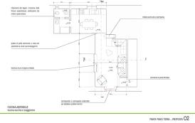 Progetto di ristrutturazione abitazione su tre livelli a Genova