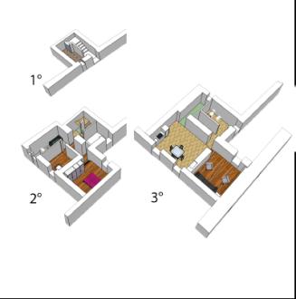 Progetto di interni Lucinaasco IM